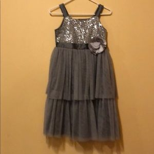 Beautiful party dress for girls